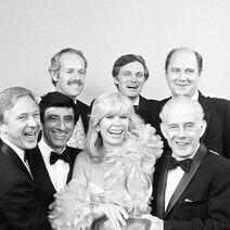 MASH cast group photo