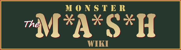 Monster MASH wiki title logo