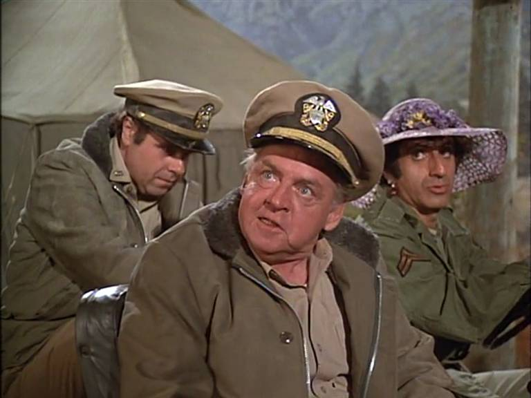 Rear Admiral Cox | Monster M*A*S*H | FANDOM powered by Wikia