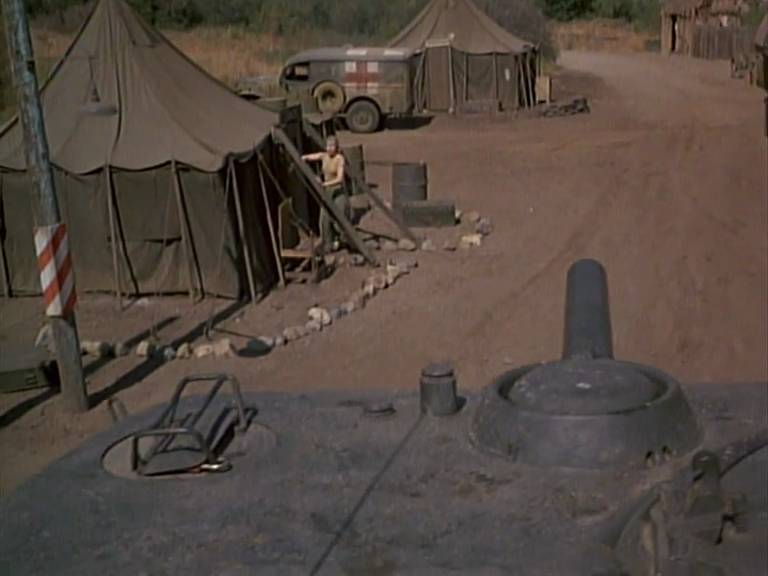 Barber tent & Barber tent | Monster M*A*S*H | FANDOM powered by Wikia