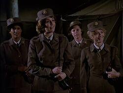Four nurses-movie tonight