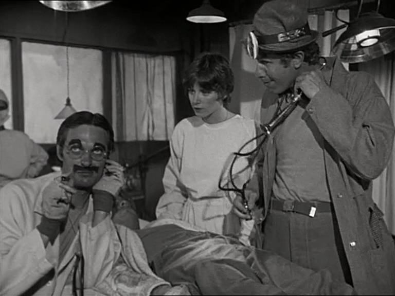 Yankee Doodle Doctor Tv Series Episode Monster M A S H