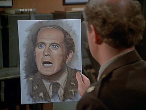 File:Angry Charles viewing painting of him.jpg