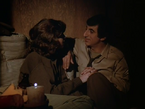 MASH episode 7x25 - Debbie lets Klinger down easy