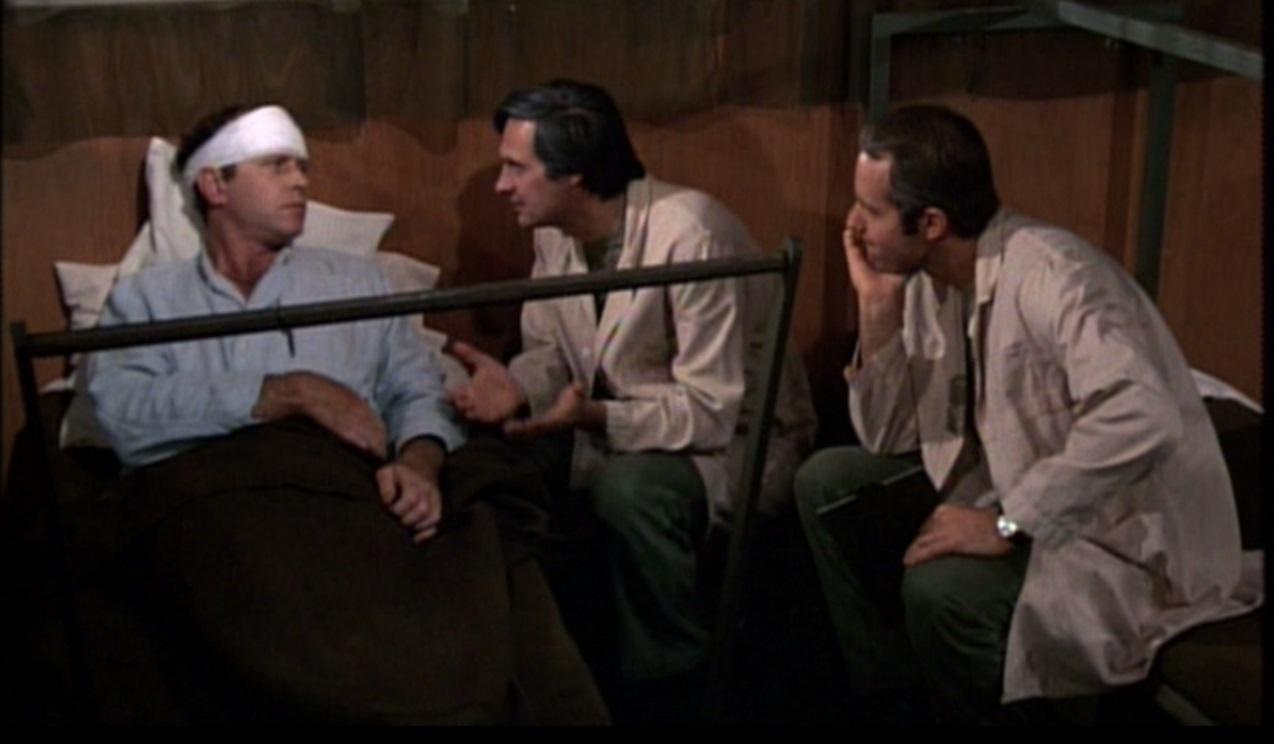 Quo Vadis, Captain Chandler (TV series episode) | Monster M*A*S*H
