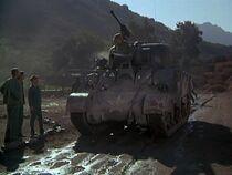 Sherman tank-hey doc