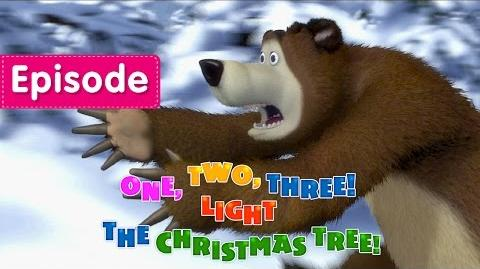 03. One, Two, Three! Light the Christmas Tree!
