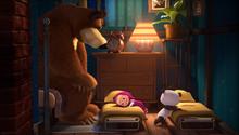 66 Медведь, Маша и Панда