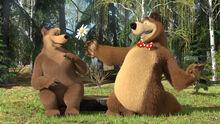 07 Медведь и Медведица 2