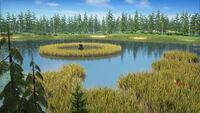 73 Озеро