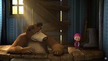 02 Медведь и Маша 2