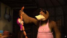 02 Медведь и Маша 7