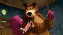 36 Маша Даша и Медведь