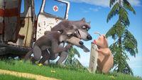 69 Волки и Розочка