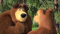 72 Медведь и Медведица