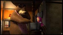 02 Медведь и Маша 9