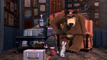 14 Маша Медведь и Зайка 3