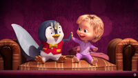 67 Маша и Пингвинёнок 3