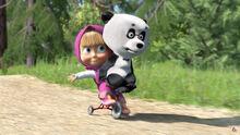 15 Маша и Панда