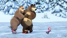 10 Маша Медведь и Медведица 4