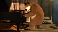 19 Медведь 3