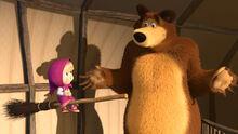 31 Маша и Медведь 5