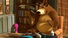 35 Маша и Медведь