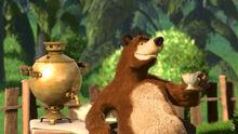 01 Медведь