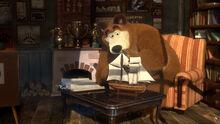 11 Медведь