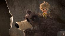 48 Пещерные Маша и Медведь