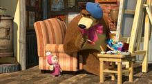 27 Маша и Медведь