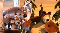 33 Медведь и Волки