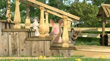 46 Пёс, Коза и Розочка