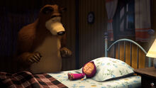 02 Медведь и Маша 10