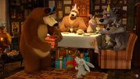 44 День рождения Медведя