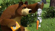 13 Медведь и Зайка