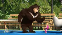 47 Маша и Гималайский медведь
