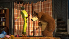 60 Медведь и Робот 3