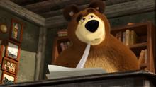 43 Медведь