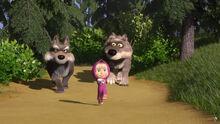 05 Волки и Маша