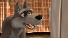 45 Хитрый Волк