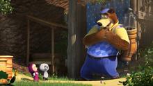 66 Медведь, Маша и Панда 3