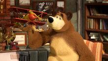 16 Медведь