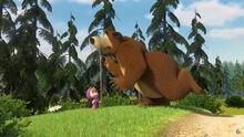 08 Маша и Медведь 3