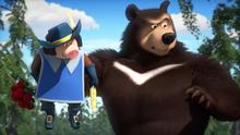 64 Розочка и Гималайский медведь 2
