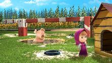 01 Маша и свинья