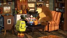 60 Медведь и Робот 2