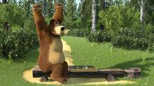 17 Медведь 4