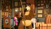 33 Маша и Медведь 2