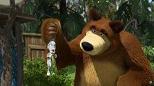 12 Медведь и Заяц 2